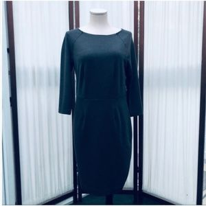 Professional 3/4 sleeve dress